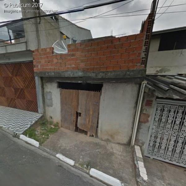IMÓVEL SITUADO NA RUA PARANAPANEMA - FERRAZ DE VASCONCELOS