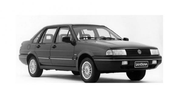 VEÍCULO VW SANTANA CL 1800I