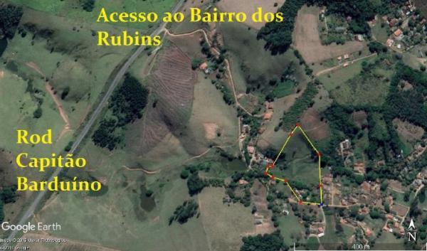ÁREA RURAL 2,2436HA 1 CASA SEDE E 4 BARRACÕES - BAIRRO DOS RUBINS - SOROCABA