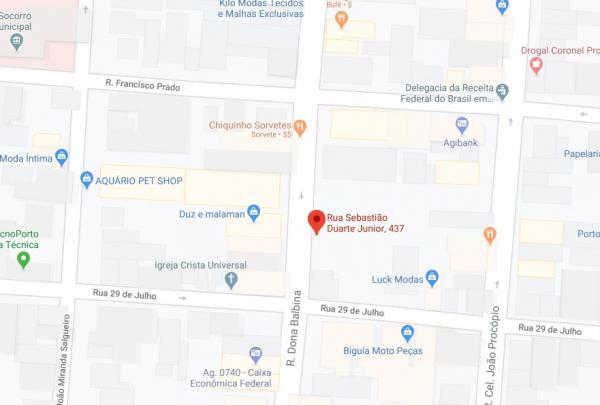 TERRENO 136M² NO CENTRO DE PORTO FERREIRA