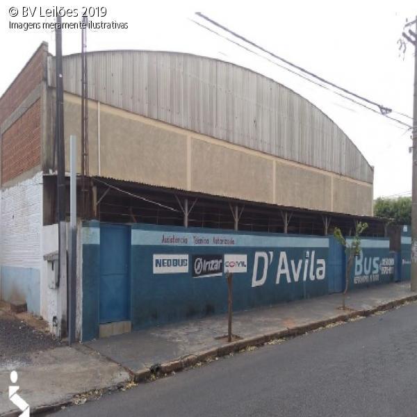 GALPÃO FUNILARIA MATRÍCULA:  30.263